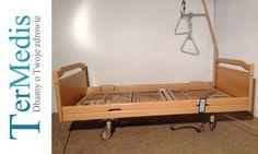Łóżko rehabilitacyjne, EL 3-funkcyjne Stiegelmeyer