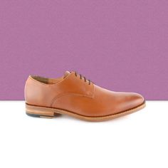 Oliver Tan Leather