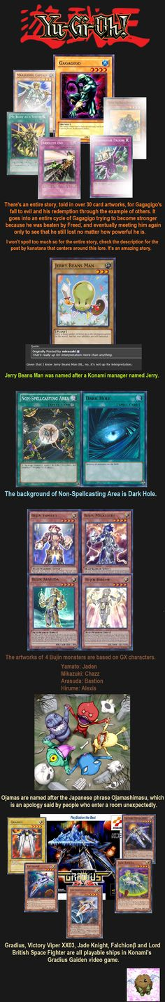 Yugioh Facts 8 // tags: funny pictures - funny photos - funny images - funny pics - funny quotes - #lol #humor #funnypictures
