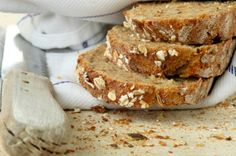 Bake Healthy, Hearty Quick Breads With These 5 Recipes