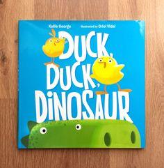 Duck, Duck, Donosaur (V1) . Picture book. Harper Collins