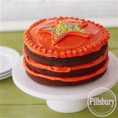 Chocolate Orange Torte from Pillsbury® Baking