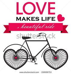 stock-photo-poster-with-heart-and-bicycle-with-heart-shaped-wheels-can-be-used-like-a-greeting-card-for-159506753.jpg (450×470)