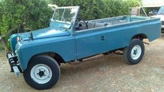 Land Rover Series 2 109 | Land