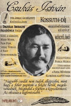 "Képtalálat a következőre: ""mirr murr olvasmány lapbook"" Writers And Poets, Great Books, Kids And Parenting, Kids Learning, Famous People, Infographic, Homeschool, Author, Study"