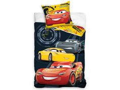 Soft and pleasant to the touch, from licensed collection this new style and high cotton quality Disney Cars single duvet cover set is a dream come true for any little pilot! Good crafted based on natural colours. Single Duvet Cover, Duvet Cover Sets, Disney Cars, Arcade Games, Fun Crafts, Mcqueen, Blues, Colours, Collection