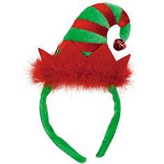 Christmas Mini Elf Headband    #christmascostumes