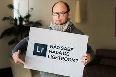 Como usar o Lightroom