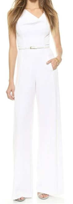 sophisticated white jumpsuit  http://rstyle.me/n/tqidnpdpe