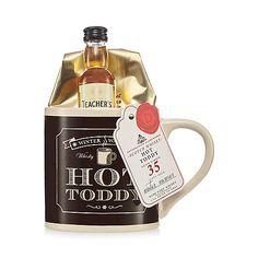 Jack Daniels Jack Daniel's Teacher's whiskey mug gift set | Debenhams
