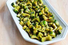 Kalyn's Kitchen: Chinese Cucumber Salad Recipe