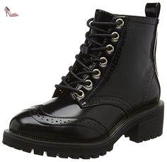 855c3d3b6e4c8 New Look 915 Baker, Bottes Classiques fille - Noir - Black (Black 01),  36.5  Amazon.fr  Chaussures et Sacs