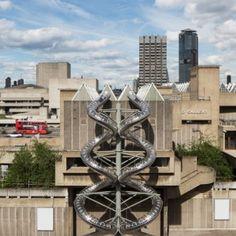 Carsten Höller transforms London's South Bank into a playground
