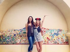 Spending a day at Disneyland with my best friend is just what my heart needed  by allisonstroh