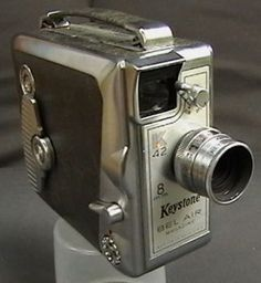 Vintage Keystone BelAir 8mm Camera by GlamJunkFactory on Etsy, $65.00