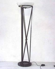 """Empire""  wrought iron floor lamp by effebiweb.com"