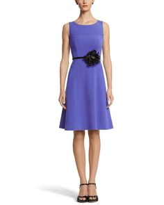 WHBM Seamed fit and flare
