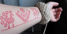 Perfect tattoo ;-) Nice blog.
