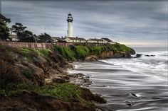https://flic.kr/p/qRJFFZ   Pigeon Pt. Postcard III   A shot of the Pigeon Pt. Lighthouse in Pescadero, CA.  Canon 5D mkIII, Canon 17-40 f4@25mm, f14@1 sec, ISO 50, Polarizer