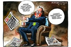 10 July 2014 - David Cameron and his choices for top public appointments. The Sunday Times, David Cameron, Appointments, Choices, Cartoons, Public, Comic Books, Top, Cartoon