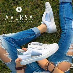 Kammi Sneakers elastico argento