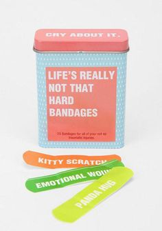 bandages for life