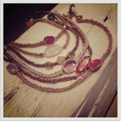 Bracelets Brooke Gregson http://www.vogue.fr/joaillerie/portrait/diaporama/stephanie-roger-concept-store-bijoux-paris-white-bird-adresses-ete/19229/image/1013423#!bracelets-brooke-gregson