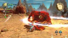 PS4 니노쿠니2 최신 게임플레이영상【二ノ国II レヴァナントキングダム】最新ゲームプレイ映像