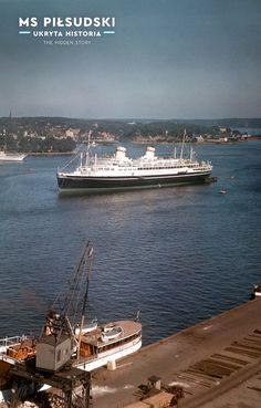 1938 r. Merchant Marine, Cruise Ships, Vintage Travel, Poland, Postcards, Past, Art Deco, Ocean, Classic