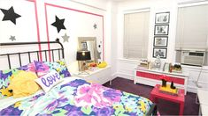45 Stunning Girls Bedroom Makeover Ideas 54 Unique Simple Teenage Loft Bed  With Desk Aside Double