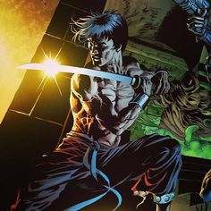 Shang Chi by Mike Deodato Jr. *