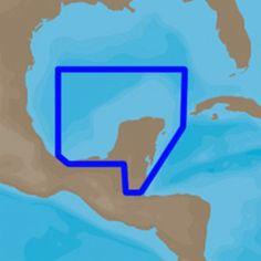 C-MAP 4D NA-947 Coatzacoalcos, MX to Honduras Bay, GT