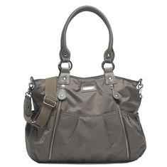 Storksak Olivia Diaper Bag, Grey