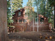 Truckee Vacation Rental - VRBO 273183 - 6 BR Lake Tahoe North Shore CA House in CA, Truckee-Tahoe Donner, 6 Bdrm, 4 BA, Sleeps 30, Ski Lease 2016, Ping Pong