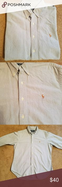 Ralph Lauren Button Down Nice RL shirt. Gently used in excellent condition. It is a classic fit size medium. raulph lauren Shirts Dress Shirts