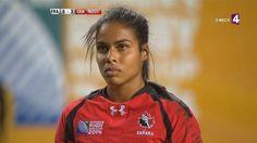 VIDEO. Coupe du monde de rugby féminin. Magali Harvey mystifie la défense de l'équipe de France sur 90 mètres et qualifie le Canada en final... - LE Rugbynistère - 14/08/2014