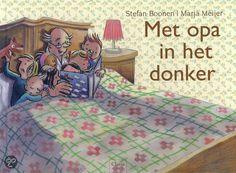 Boekenhoek: met opa in het donker Grandma And Grandpa, Reggio Emilia, Diy For Kids, Light In The Dark, Kindergarten, Preschool, Slaap Lekker, Grandparents, Books