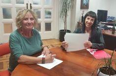 El Gobierno navarro renueva su compromiso con la Biblioteca de mujeres de Ipes. Firma un convenio con la Fundación Ipes-Elkartea para el mantenimiento de su Centro de documentación y Biblioteca de mujeres durante 2017, dotado con 40.000 euros. Naiz, 2017-06-02 http://www.naiz.eus/es/actualidad/noticia/20170602/el-gobierno-navarro-renueva-su-compromiso-con-la-biblioteca-de-mujeres-de-ipes