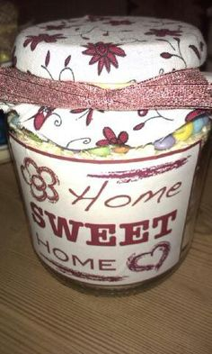 Home sweet home, pot vol koekies!