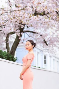 Miss Sakura: Spring Fashion photoshoot in Regent's park, London Cherry Blossom Pictures, Sakura Cherry Blossom, Cherry Blossoms, Spring Photography, Lifestyle Photography, Photography Ideas, Portrait Photography, Woman Portrait, Female Portrait