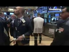 Global stocks in holding pattern before Trump speech Dollar treads water ahead of busy week. Trump to meet with health insurers. Scottish referendum fears we...