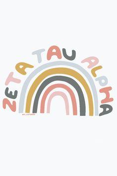 Shop all your favorite ZTA sorority gifts, jewelry and merch at www.alistgreek.com! #sororitygraphic #sororitywallpaper #gogreekgraphic #zta #zetataualpha