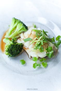 Steamed Fish - Soy and Sesame Oil & fresh ginger - what's not to love? easy and uses my steamer that I always want to use. If the page comes up in a foreign language, hit the translate button at the top right of the window! It works like a charm!