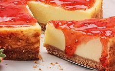 O cheesecake receita tradicional americana é uma dos mais pedido para ceia de natal e também para as festas de ano novo. Cheesecake Receita Tradicional.