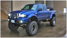 Ford Ranger - Lifted