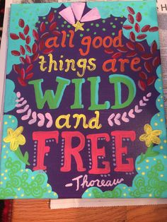 Painting for my dorm!