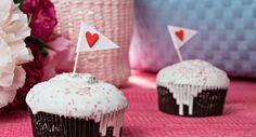 Herkulliset muffinssikoristeet Desserts, Food, Tailgate Desserts, Deserts, Essen, Postres, Meals, Dessert, Yemek