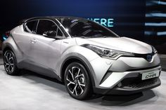 Toyota made waves when they unveiled the intricate-looking C-HR concept at the…
