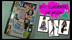 DIY FASHION: Cuaderno de moda
