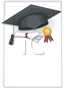 See my kids go to college Graduation Stickers, Graduation Party Invitations, Graduation Cards, College Graduation, Graduation Frames, Free Clipart Images, Royalty Free Clipart, Diploma Frame, Graduation Cap Designs